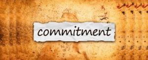 Ready, Set, Commitment?